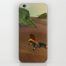 Kitty's World iPhone & iPod Skin