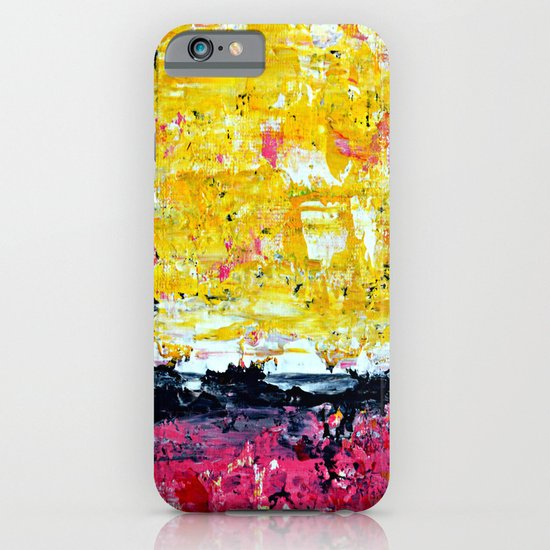 Color Combo #1 iPhone & iPod Case