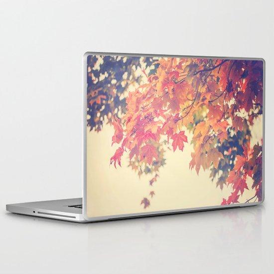 Hello Autumn  Laptop & iPad Skin
