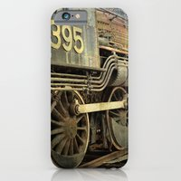 iPhone & iPod Case featuring Old Iron by Curt Saunier