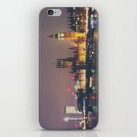 down by the thames ... iPhone & iPod Skin