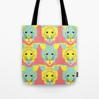 Litter Of Kittens Tote Bag