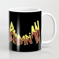 Barbarian Mug