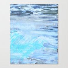 Calm Your Soul Canvas Print