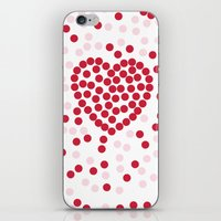 Giving Hearts Giving Hop… iPhone & iPod Skin