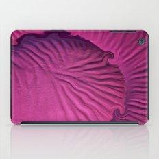 Miami Pink Snail iPad Case
