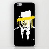 Moriarty iPhone & iPod Skin