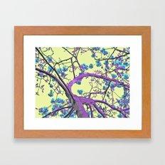 Magnoly Phantasy Framed Art Print