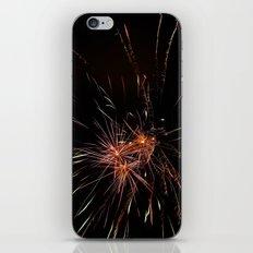 Fireworks4 iPhone & iPod Skin
