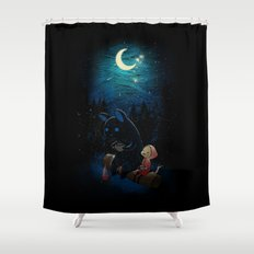 Camping 2 Shower Curtain