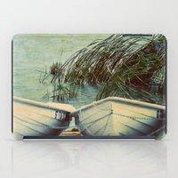 Boat iPad Case