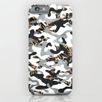 iPhone & iPod Case featuring Urban Camo by Tristan Tait