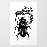 Reincarnate Art Print