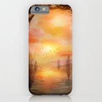 Calling The Sun XX iPhone 6 Slim Case