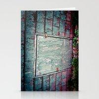 The Secret Door Stationery Cards