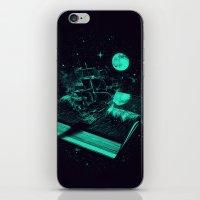 Crossing The Rough Sea O… iPhone & iPod Skin