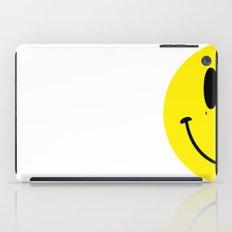 Half Smile (Right) iPad Case