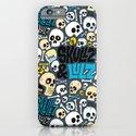 Skullz & Lulz Pattern iPhone & iPod Case