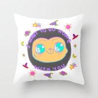 ET Throw Pillow