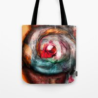 Central Thinking Tote Bag