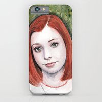 Willow Rosenberg iPhone 6 Slim Case
