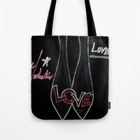Love Louboutin Tote Bag