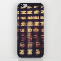Movement iPhone & iPod Skin