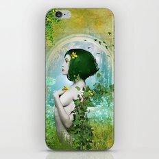 Artemis iPhone & iPod Skin