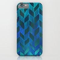 PATTERN {Chevron 013} iPhone 6 Slim Case