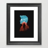 Nathan Drake Framed Art Print
