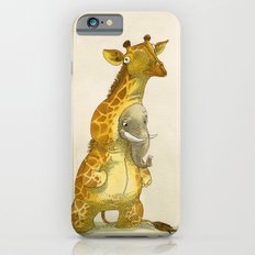 Elephant In A Giraffe Co… iPhone 6 Slim Case