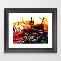 Abduct 1 Framed Art Print