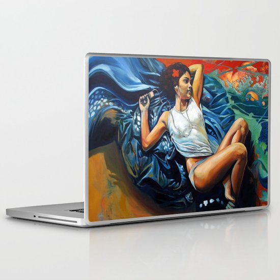 Yann Laptop & iPad Skin