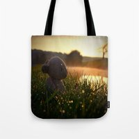 Morning Dew Tote Bag