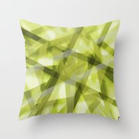 Mo Throw Pillow