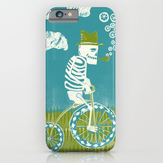 Se muere por las bicicletas iPhone & iPod Case