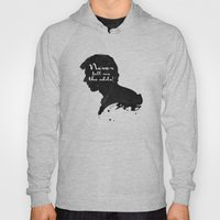 The Odds – Han Solo Silhouette Quote Hoody