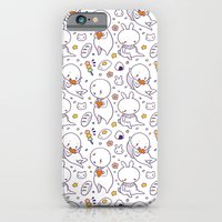 Heart Kids Pattern iPhone 6 Slim Case
