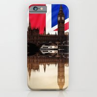 iPhone & iPod Case featuring British politics by Shalisa Photography
