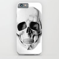 le crâne iPhone 6 Slim Case