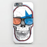 iPhone & iPod Case featuring The 3D Star Punk by Matt Fontaine