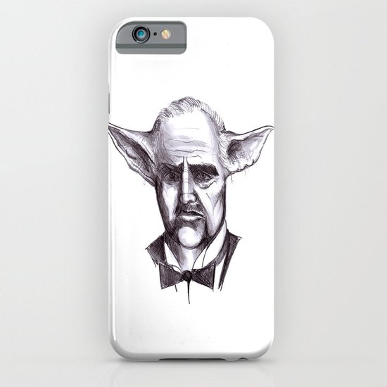 Yodafather iPhone & iPod Case