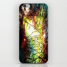 Footprint iPhone & iPod Skin