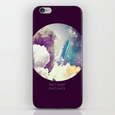 up to Space!  iPhone & iPod Skin