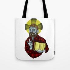 The Saint Tote Bag