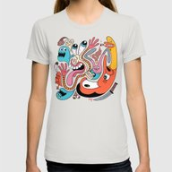 T-shirt featuring #1990 by Chris Piascik