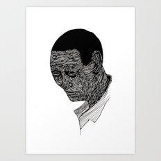 Multiculturalism. Art Print