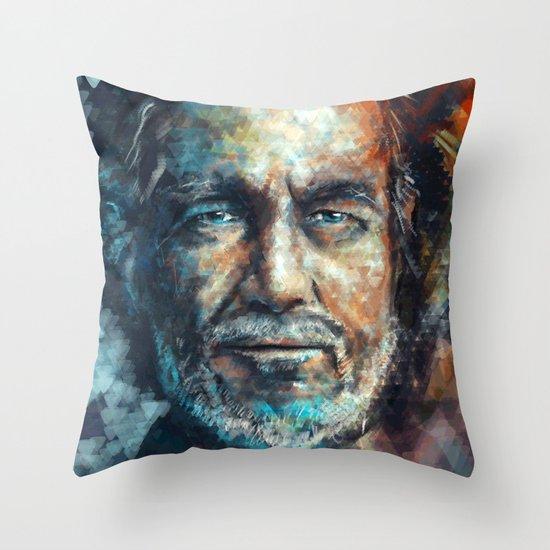 F.L.Y.N.N. Throw Pillow