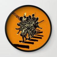 Muto Wall Clock