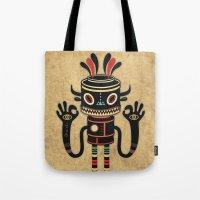 Tribe Gathering Tote Bag